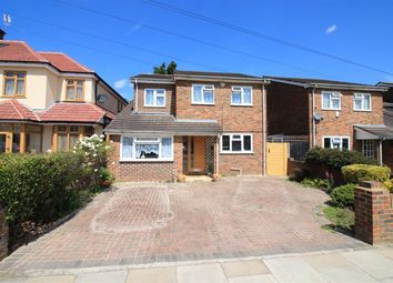 Thumbnail 5 bed detached house for sale in Alleyn Park, Norwood Green
