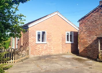 Thumbnail 1 bed bungalow to rent in The Annex, Worleston, Nantwich