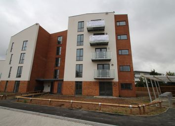Thumbnail 2 bed flat for sale in Mitchell Close, Aylesbury