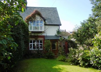 Thumbnail 2 bed semi-detached house for sale in Lower Denbigh Road, St. Asaph, Denbighshire