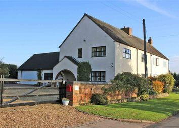 Thumbnail 4 bed semi-detached house for sale in 'oak Tree Cottage', New Road, Shuttington, Tamworth, Warwicks