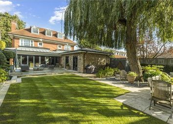 Thumbnail 7 bed detached house for sale in St. Mary's Road, London