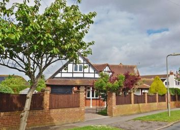 Thumbnail 5 bedroom detached bungalow for sale in Milvil Road, Lee-On-The-Solent
