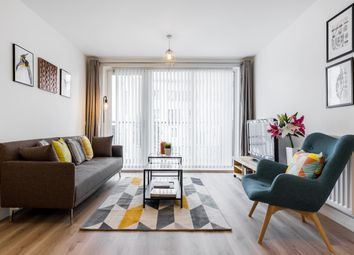 Thumbnail 2 bed flat to rent in 11 Tarves Way, Greenwich