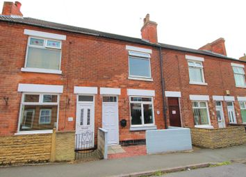 Thumbnail 3 bed terraced house for sale in Oxford Street, Church Gresley, Swadlincote
