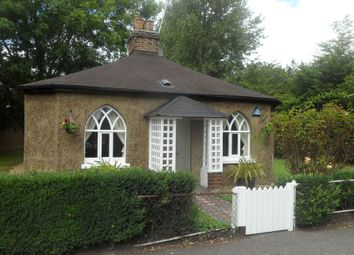 Thumbnail 1 bedroom detached bungalow to rent in Wharf Road, Ponders End, Enfield