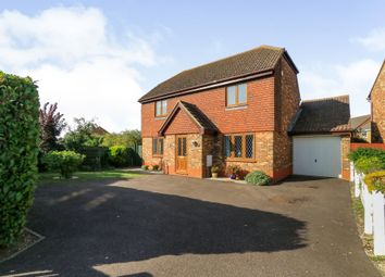 Thumbnail 4 bed detached house for sale in Fuchsia Way, Rushden