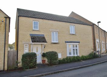 Thumbnail 3 bed detached house for sale in Meadow Lane, Jacobs Mill, Witney