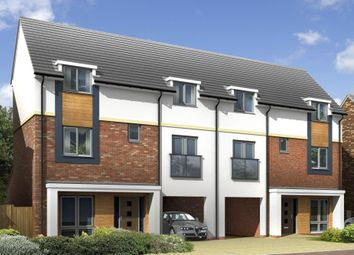 "Thumbnail 4 bed semi-detached house for sale in ""Bede"" at Whitworth Park Drive, Houghton Le Spring"