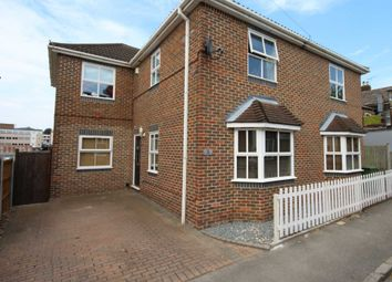 Thumbnail 4 bed semi-detached house for sale in Oldfields, Victoria Road, Warley, Brentwood