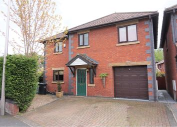 Thumbnail 3 bed detached house for sale in Midway Drive, Stockport
