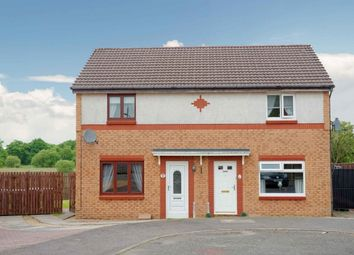Thumbnail 3 bedroom semi-detached house for sale in Green Dale, Wishaw, North Lanarkshire