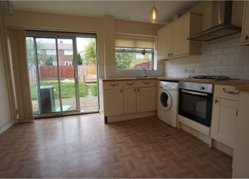 Thumbnail 3 bed terraced house for sale in Godfrey Close, Stevenage
