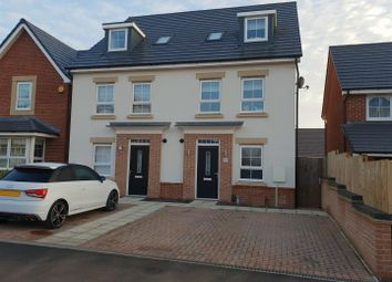 Thumbnail 4 bed semi-detached house for sale in Whitebeam Close, Edwalton, Nottingham