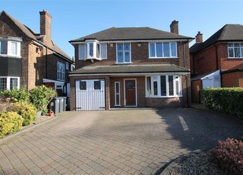 Thumbnail 4 bed detached house for sale in The Boulevard, Sutton Coldfield