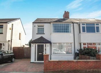 Thumbnail 3 bed semi-detached house for sale in Felix Avenue, Luton, Bedfordshire