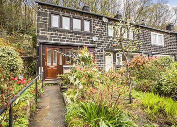 Thumbnail 2 bed terraced house for sale in Calderside, Hebden Bridge