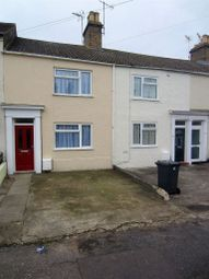 Thumbnail 2 bed terraced house to rent in South View, London Road, Peterborough