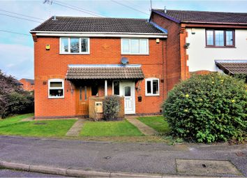 Thumbnail 2 bed terraced house for sale in Hammond Grove, Nottingham