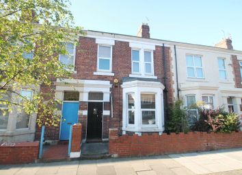 Thumbnail 1 bedroom terraced house to rent in Cheltenham Terrace, Heaton, Newcastle Upon Tyne