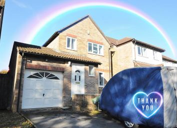 3 bed detached house for sale in Pinewood Drive, Woolwell, Plymouth PL6