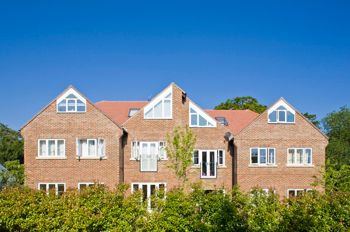 Thumbnail 2 bed flat to rent in Flat 3 30 Chiltern Court, Goring On Thames