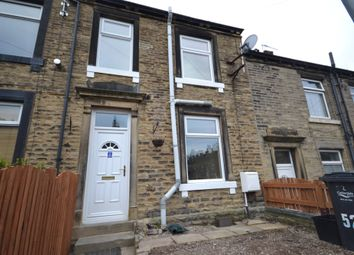 Thumbnail 2 bed terraced house to rent in Marion Street, Brighouse, Brighouse, West Yorkshire