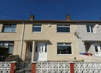 Thumbnail 3 bed terraced house for sale in Jarrett Road, Kirkby, Liverpool