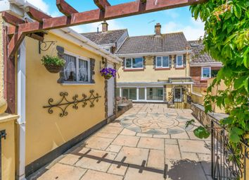 Thumbnail 3 bed terraced house for sale in Fernicombe Road, Paignton