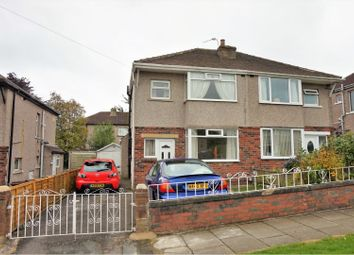 Thumbnail 3 bed semi-detached house for sale in Brantwood Road, Bradford