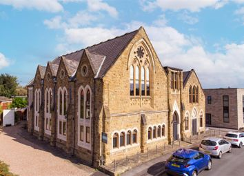 Thumbnail 2 bed flat for sale in Calverley Road, Oulton, Leeds