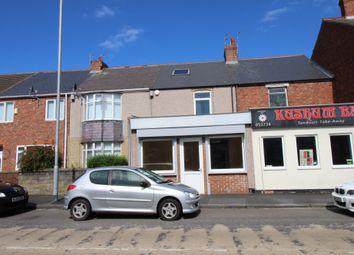 Thumbnail 2 bed flat for sale in Milburn Road, Ashington