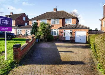 3 bed semi-detached house for sale in Kelvin Road, Leamington Spa CV32
