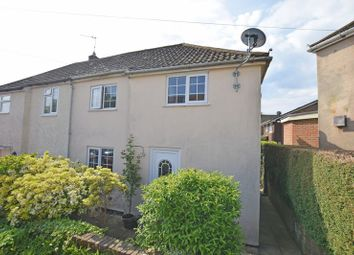 Thumbnail 2 bed semi-detached house for sale in Wealden Close, Crowborough