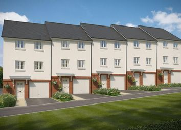 "Thumbnail 3 bed terraced house for sale in ""Lauriston"" at River Don Crescent, Bucksburn, Aberdeen"