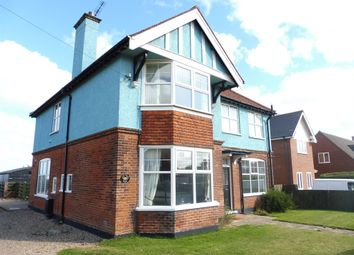 Thumbnail 7 bed detached house for sale in Sea View Road, Mundesley, Norwich