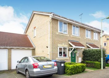 Thumbnail 2 bedroom semi-detached house for sale in Tower Mill Road, Ipswich