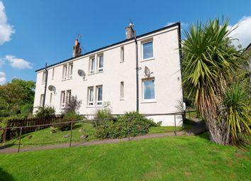 Thumbnail 2 bedroom flat for sale in 86 Calder Street, Lochwinnoch