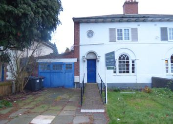 Thumbnail 3 bed semi-detached house to rent in Wentworth Road, Harborne, Birmingham