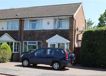 Thumbnail 3 bed end terrace house to rent in Fontwell Close, Harrow Weald, Harrow