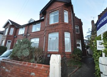 Thumbnail 4 bedroom maisonette for sale in Ennerdale Road, Wallasey
