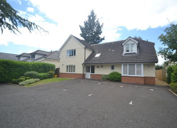Thumbnail 1 bed flat to rent in New Road, Ferndown