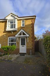 Thumbnail 2 bed property to rent in Guillemot Way, Aylesbury