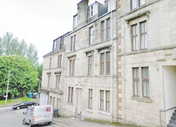Thumbnail 1 bed flat for sale in 106, Lynedoch Street, Flat 1-1, Greenock PA154Ah