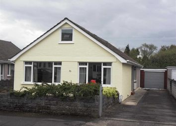 Thumbnail 4 bedroom detached bungalow for sale in Brodorion Drive, Swansea, Swansea