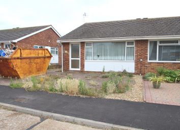 Thumbnail 2 bed semi-detached bungalow for sale in Brook Way, Lancing, West Sussex