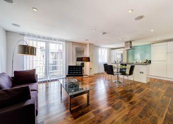 Thumbnail 3 bed flat to rent in Hampden Gurney Street, London