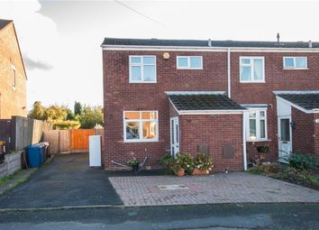 Thumbnail 3 bed end terrace house for sale in Hill Street, Burntwood