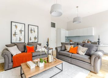 Thumbnail 2 bed flat for sale in Nevern Place, Earls Court