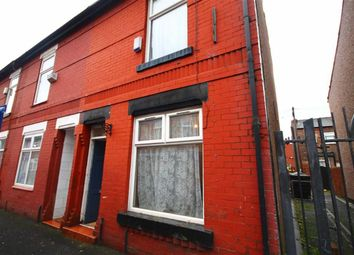Thumbnail 3 bedroom terraced house to rent in Pinnington Road, Manchester